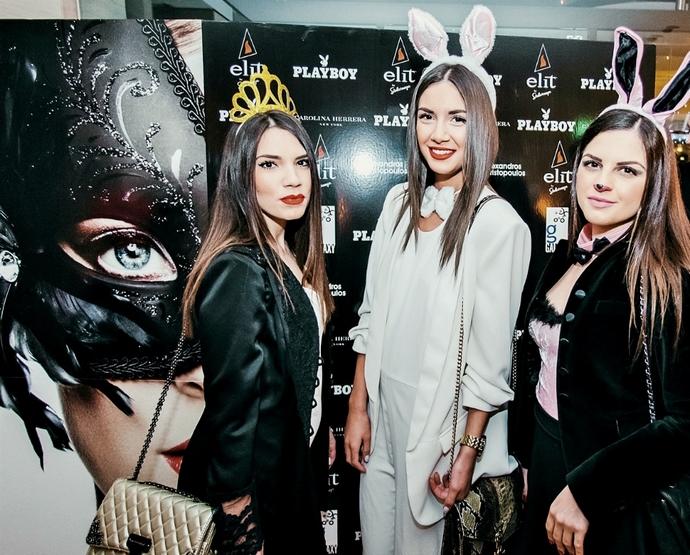 Όσα Έγιναν Στο 1ο Playboy Masquerade Party - εικόνα 6