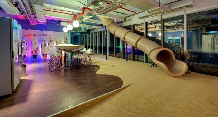 Αυτά Είναι Τα Γραφεία Της Google Στο Τελ-Αβίβ - εικόνα 8