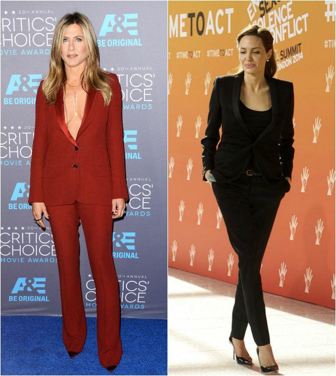 Angelina Jolie VS Jennifer Aniston - εικόνα 2