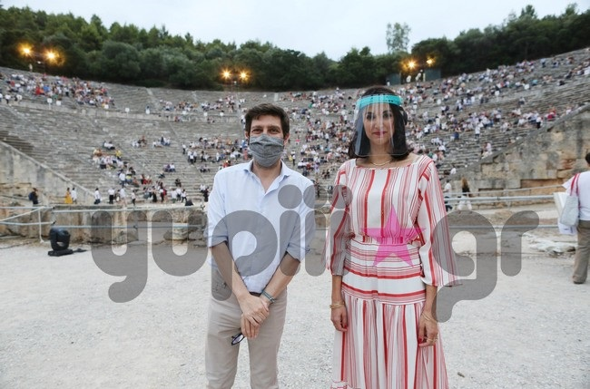 Αρχαίο Θέατρο Επιδαύρου - εικόνα 16