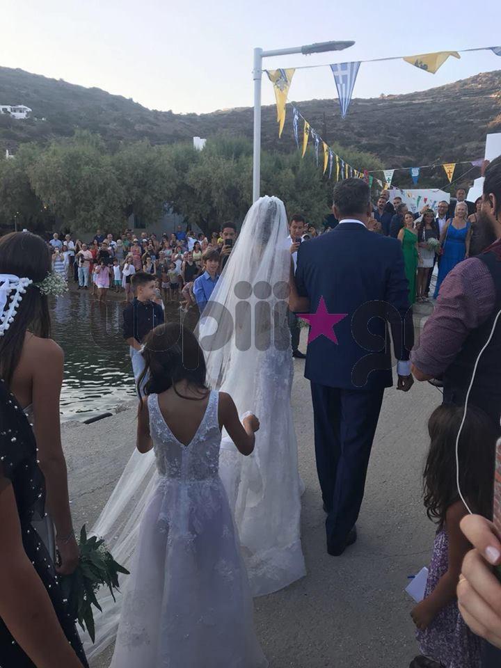 Σάκης Τανιμανίδης & Χριστίνα Μπόμπα