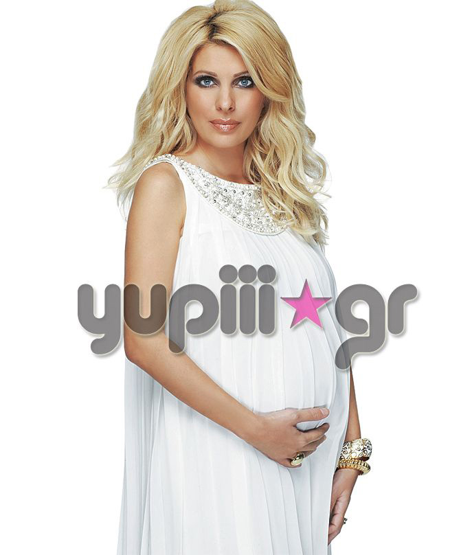 Time Machine: 12 διάσημες Ελληνίδες που φωτογραφήθηκαν κατά τη διάρκεια της εγκυμοσύνης - εικόνα 11