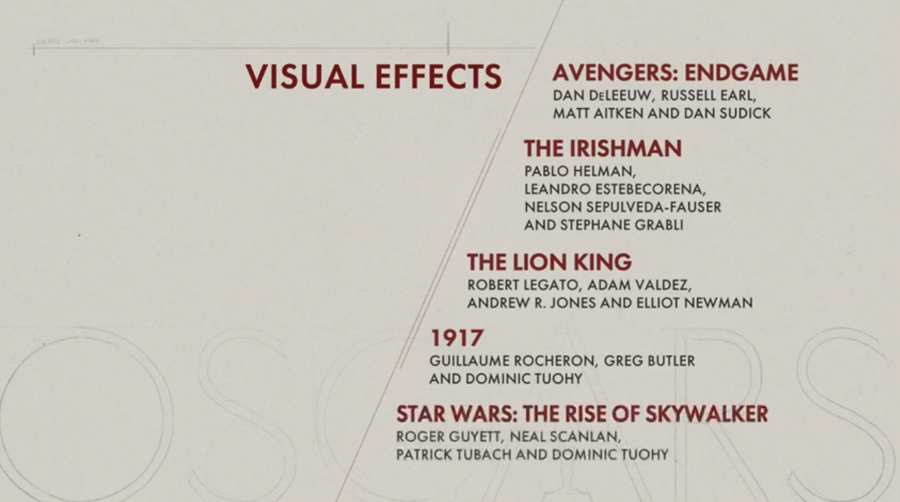 Oscars 2020 - εικόνα 18