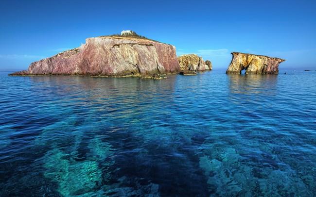 Τα κοσμικά νησιά του καλοκαιριού