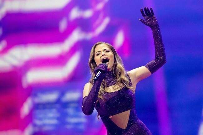 Eurovision 2021 Ελλάδα | Η Στεφανία Λυμπερακάκη εντυπωσίασε και στη δεύτερη πρόβα της!