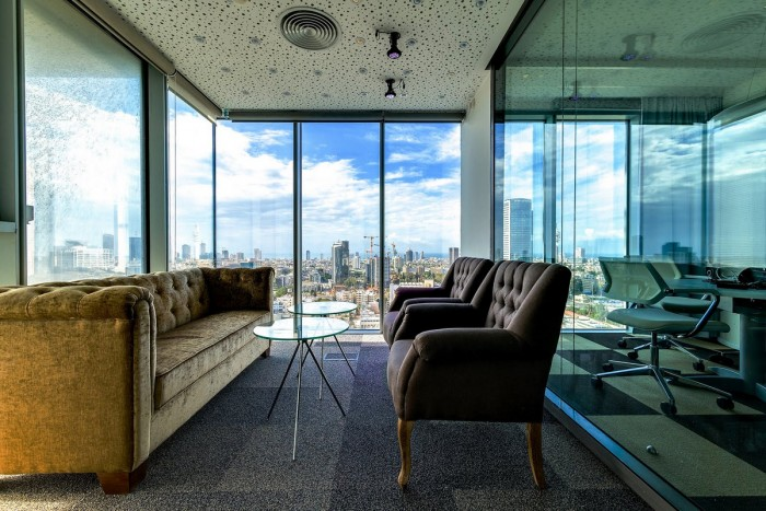 Αυτά Είναι Τα Γραφεία Της Google Στο Τελ-Αβίβ - εικόνα 4