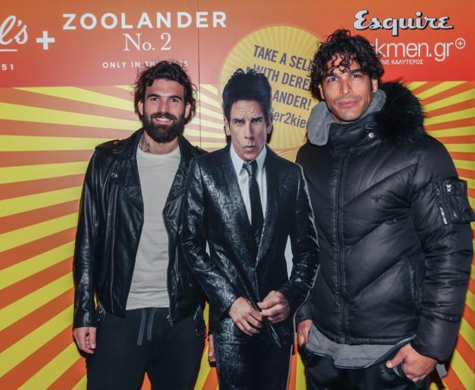 Zoolander 2 by Esquire & Kiehl's - εικόνα 2