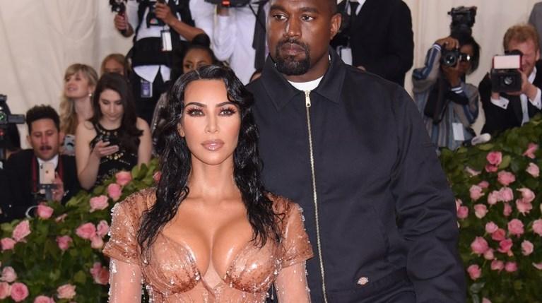 Kim Kardashian & Kanye West Rnew