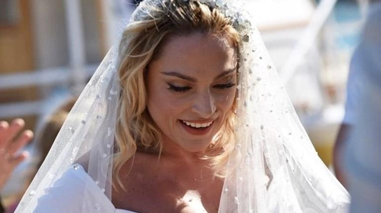 Ελεονώρα Ζουγανέλη γάμος