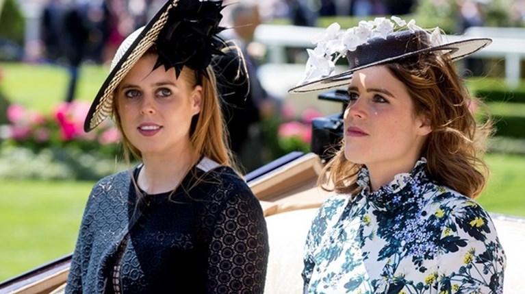 Πριγκίπισσα Βεατρίκη & πριγκίπισσα Ευγενία