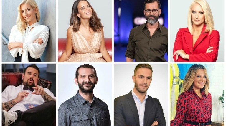 8 πρόσωπα που κάνουν καλύτερη τηλεόραση σήμερα!