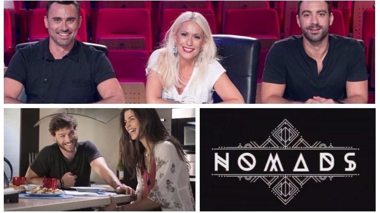 Nomads - Τατουάζ - Ελλάδα Έχεις Ταλέντο