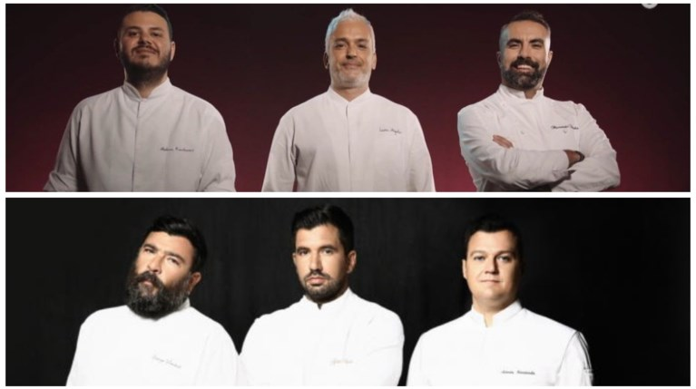 Top Chef και Games of Chefs
