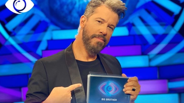 Big Brother Χάρης Βαρθακούρης RNew