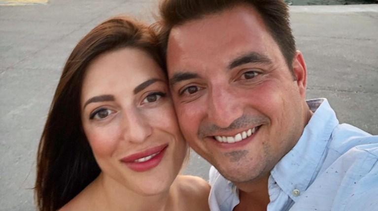 Φλορίντα Πετρουτσέλι και Άρης Γούτος