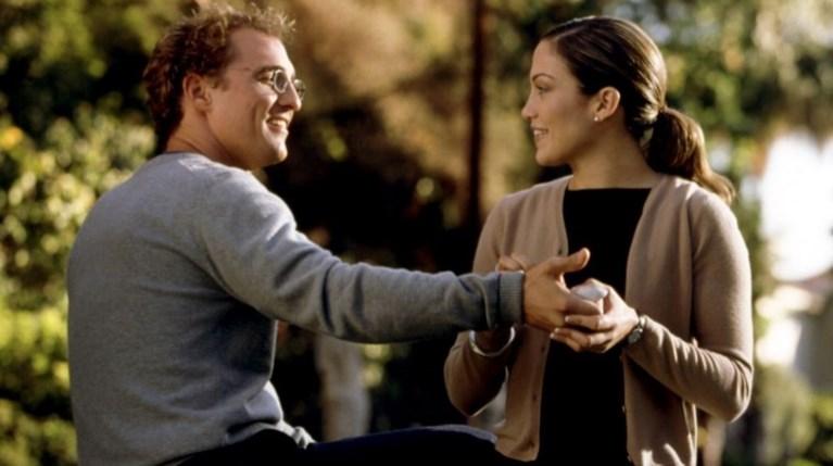 Jennifer Lopez Matthew McConaughey The Wedding Planner