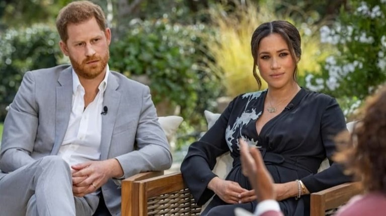 πρίγκιπας Harry και Meghan Markle