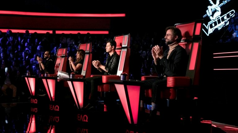 The Voice 2018 Rnew