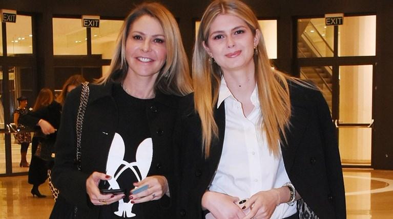 Τζένη Μπαλατσινού & Αμαλία Κωστοπούλου