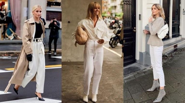 10 looks που θα σε πείσουν πως το λευκό είναι η απόλυτη απόχρωση του χειμώνα