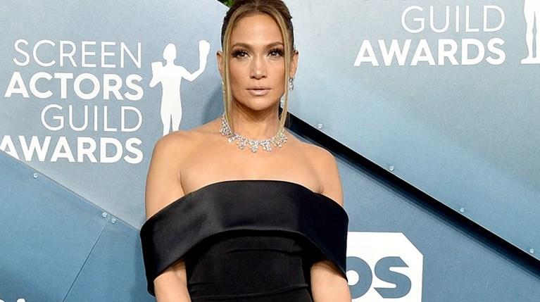 SAG Awards 2020 Jennifer Lopez