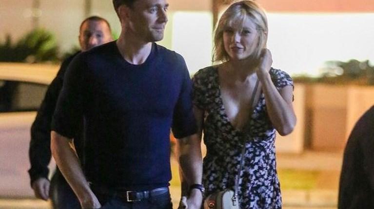 Tom Hiddleston – Taylor Swift r