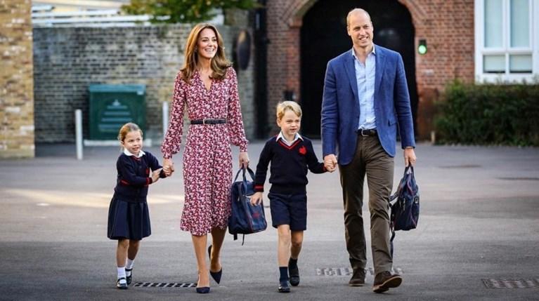 Kate Middleton-Πρίγκιπας William