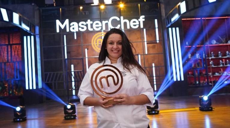 MasterChef Μαργαρίτα Νικολαΐδη