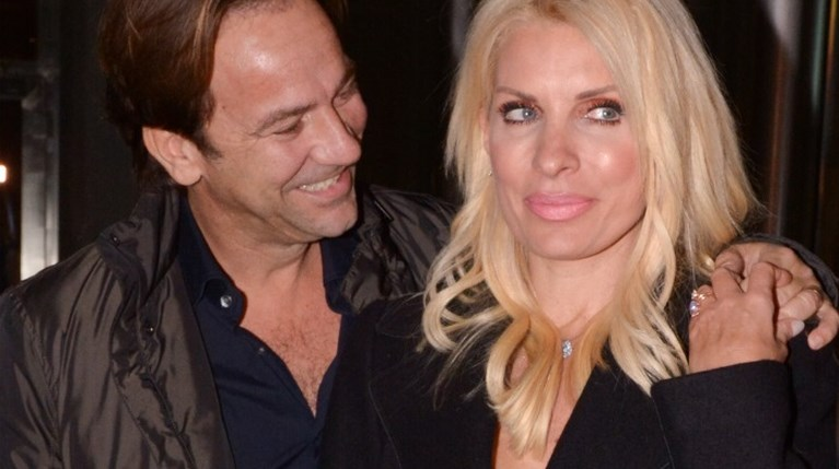 Showbiz Report - Ελένη Μενεγάκη & Μάκης Παντζόπουλος Rnew