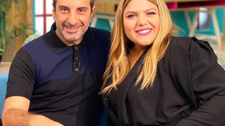 Στέλιος Κουδουνάρης & Δανάη Μπάρκα