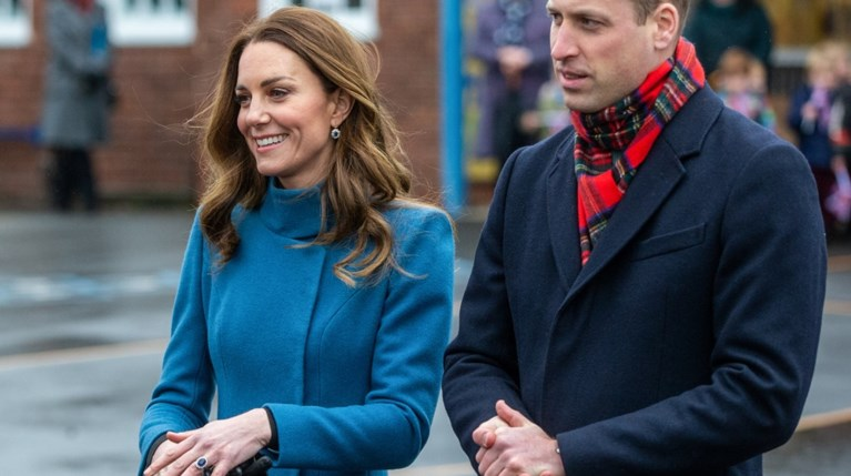 Kate Middleton & πρίγκιπας William