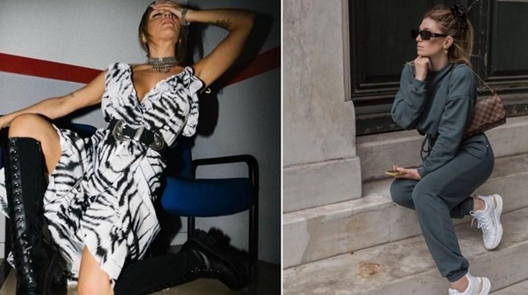 Πέντε Ελληνίδες Influencers φωτογραφίζονται με τα must have παπούτσια της σεζόν