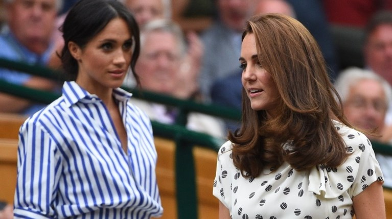 Kate Middleton – Meghan Markle