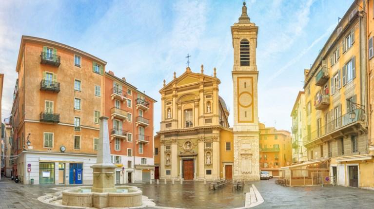 Νίκαια, Γαλλία - καθεδρικός ναός / iStock