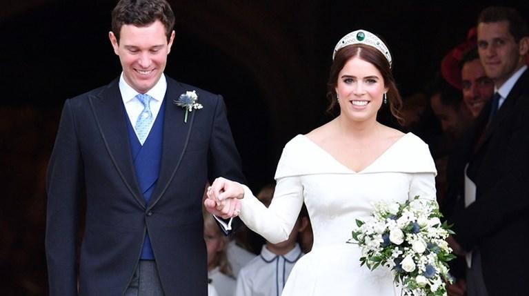 Πριγκίπισσα Ευγενία γάμος