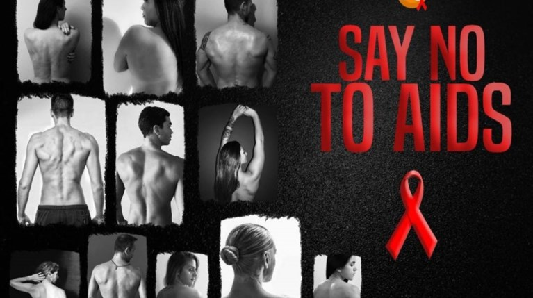 SAY NO TO AIDS