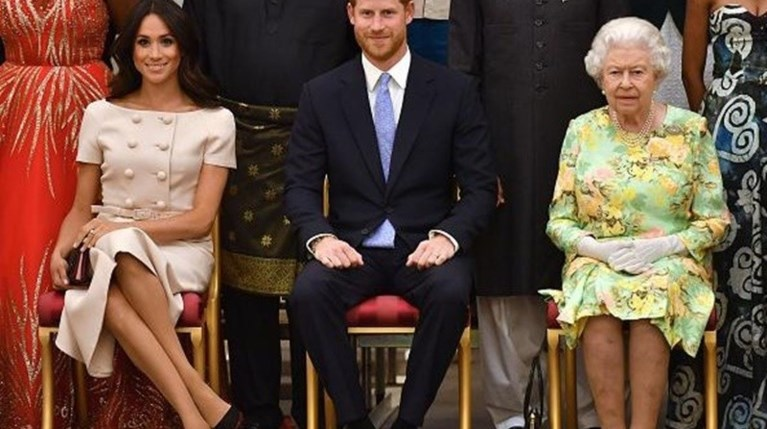 Meghan Markle-Πρίγκιπας Harry-Βασίλισσα Ελισάβετ