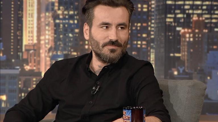 Γιώργος Μαυρίδης στο The 2Night Show