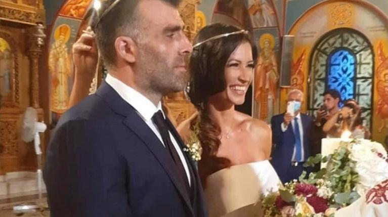 Μάρα Δαρμουσλή γάμος