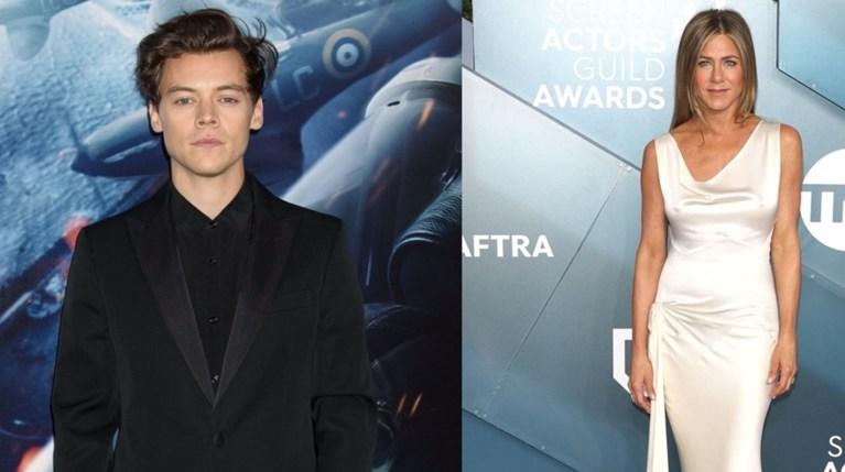 Harry Styles & Jennifer Aniston