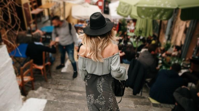 Αθήνα κορίτσι εστιατόρια