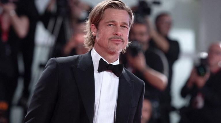 Brad Pitt - Abaca / www.visualhellas.gr