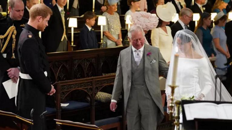 Πρίγκιπας Κάρολος Meghan Markle