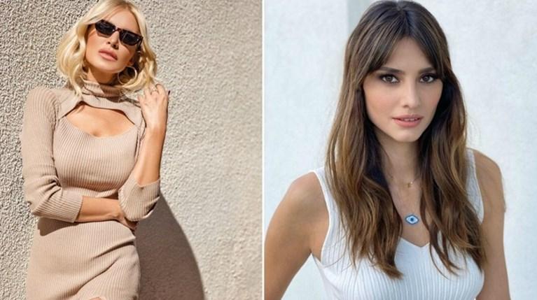 Oι Ελληνίδες celebrities φόρεσαν τα πλεκτά της σεζόν