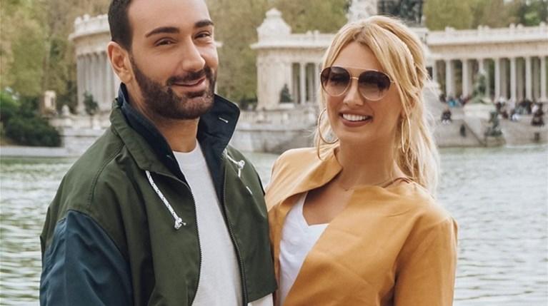 Νίκος Κοκλώνης & Κωνσταντίνα Σπυροπούλου