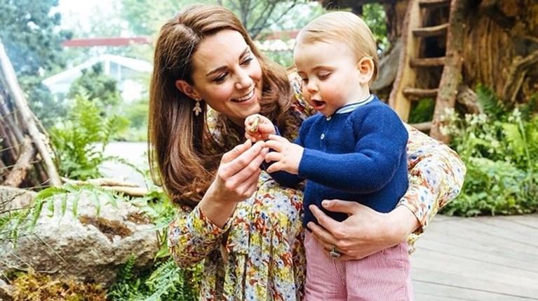 Kate Middleton πρίγκιπας Louis