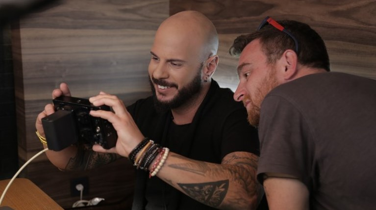REC - Στα γυρίσματα του νέου τους video clip (1)