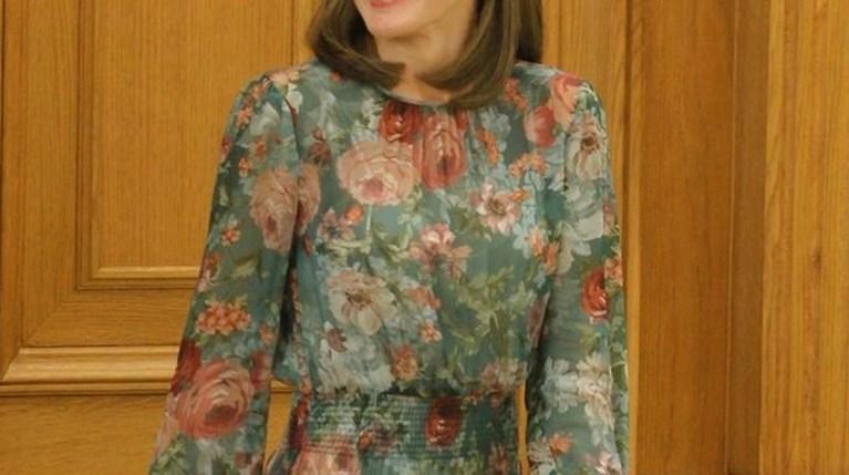 Βασίλισσα Letizia