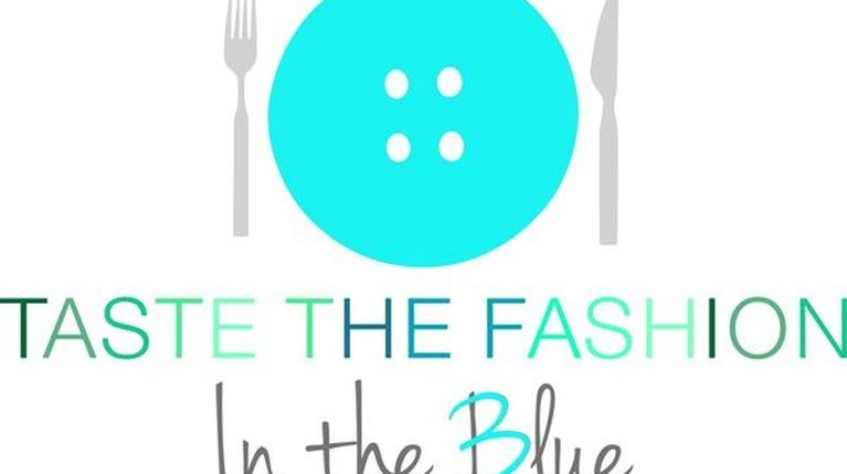taste the fashion - in the blue