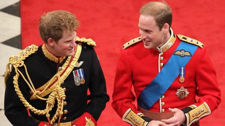 Πρίγκιπας Harry & πρίγκιπας William